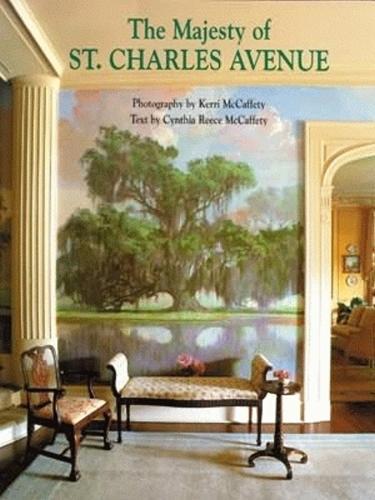 Majesty of St. Charles Avenue, The (Hardback)