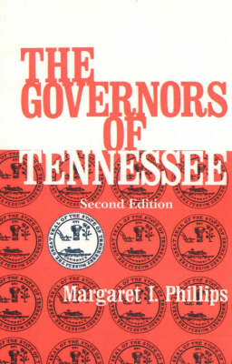 Governors of Tennessee , The (Paperback)