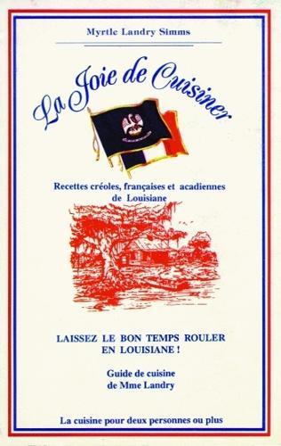 Joie de Cuisiner de Mme Simms, La (Spiral bound)