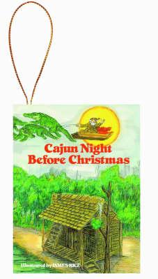 Cajun Night Before Christmas (R) Ornament (Book)