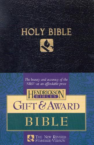 NRSV Bible Black (Hardback)