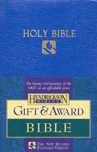 NRSV Bible Blue (Hardback)