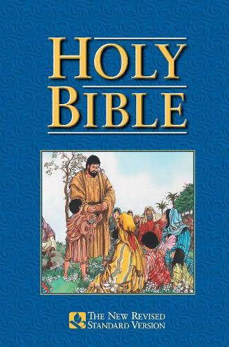Holy Bible, NRSV (Hardback)