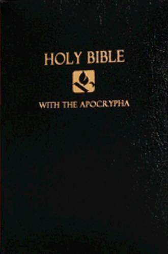 Bible: NRSV with the Apocrypha (Leather / fine binding)