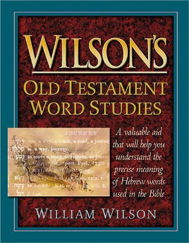 Wilson's Old Testament Word Studies (Hardback)