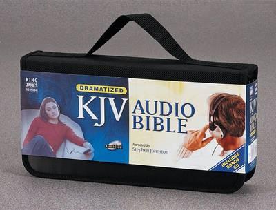 Johnston KJV Complete Bible: Dramatised (CD-Audio)