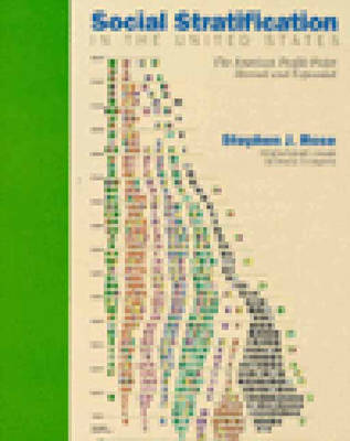 Social Stratification in the United States: The American Profile Poster Revised and Expanded (Paperback)