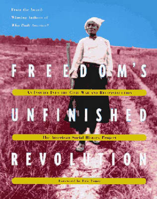 Freedom's Unfinished Revolution: Civil War and Reconstruction (Paperback)