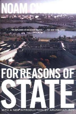 For Reasons Of State (Paperback)