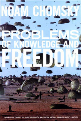 Problems Of Knowledge And Freedom (Paperback)