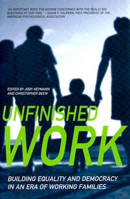 Unfinished Work (Paperback)