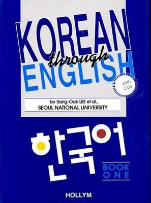 Korean Through English: Book 1 (Paperback)