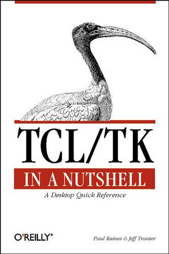 Tcl/Tk in a Nutshell (Book)