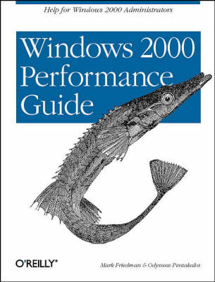 Windows 2000 Performance Guide: Help for Windows 2000 Administrators (Paperback)