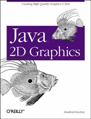 Java 2D Graphics (Book)