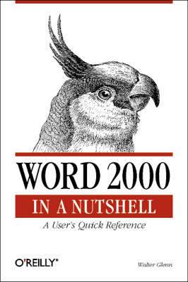Word 2000 in a Nutshell (Book)