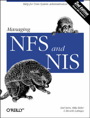 Managing NFS and NIS: Covers Nfs Version 3 (Book)
