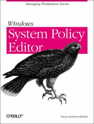 Windows System Policy Editor (Book)