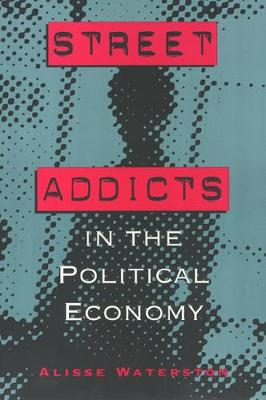 Street Addicts in the Political Economy (Paperback)