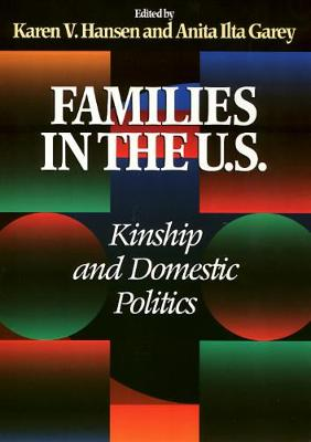 Families in the U.S.: Kinship and Domestic Politics - Women In The Political Economy (Paperback)