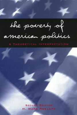 Poverty Of Amer Pol 2Nd Ed (Paperback)