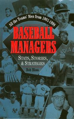 Baseball Managers - Baseball In America (Hardback)