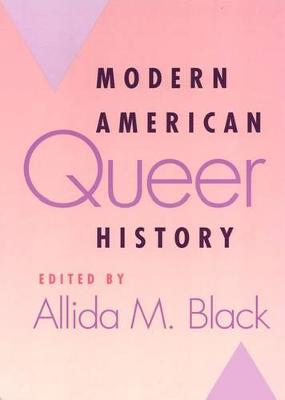 Modern American Queer History - Critical Perspectives On The P (Paperback)