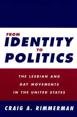 From Identity To Politics: Lesbian & Gay Movements In The U.S. - Queer Politics Queer Theories (Paperback)