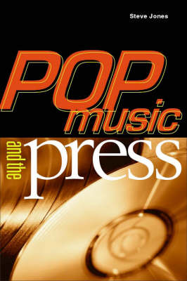 Pop Music and the Press - Sound Matters (Hardback)
