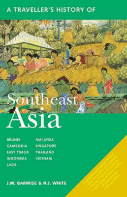 A Traveller's History of Southeast Asia (Paperback)