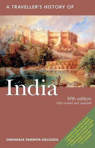 Travellers History of India (Paperback)