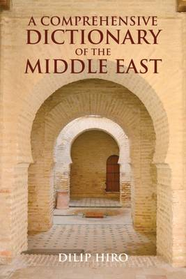 A Comprehensive Dictionary of the Middle East (Paperback)