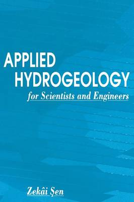 Applied Hydrogeology for Scientists and Engineers (Hardback)