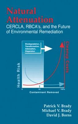 Natural Attenuation: CERCLA, RBCAs, and the Future of Environmental Remediation (Hardback)