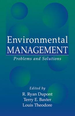 Environmental Management: Problems and Solutions (Hardback)