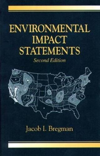 Environmental Impact Statements (Hardback)