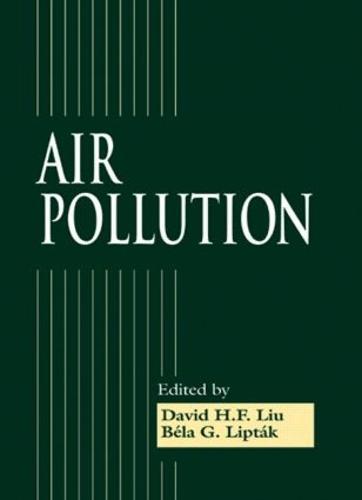Air Pollution (Hardback)