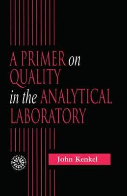 A Primer on Quality in the Analytical Laboratory (Paperback)