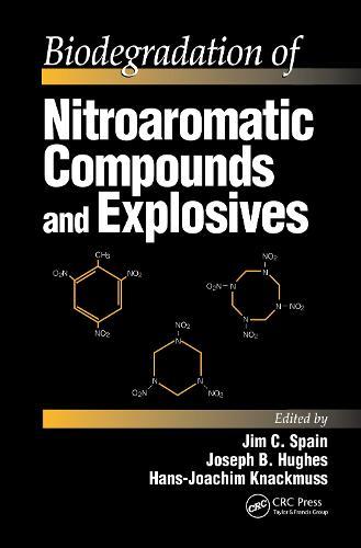 Biodegradation of Nitroaromatic Compounds and Explosives (Hardback)