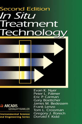 In Situ Treatment Technology, Second Edition (Hardback)