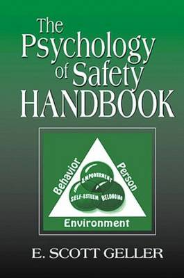 The Psychology of Safety Handbook (Hardback)