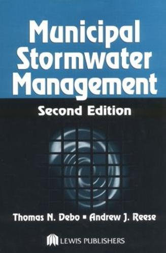 Municipal Stormwater Management (Hardback)