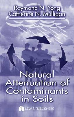 Natural Attenuation of Contaminants in Soils (Hardback)