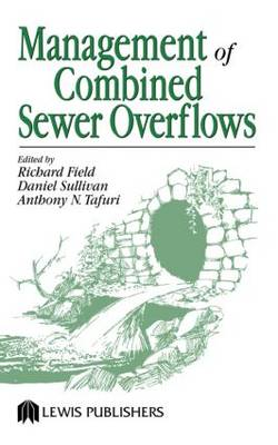 Management of Combined Sewer Overflows (Hardback)