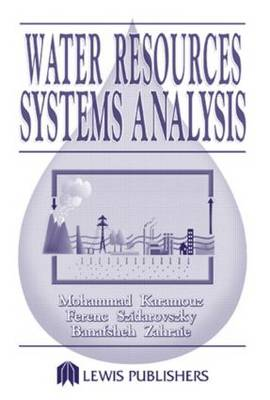 Water Resources Systems Analysis (Hardback)