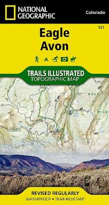 Eagle/avon: Trails Illustrated (Sheet map, folded)