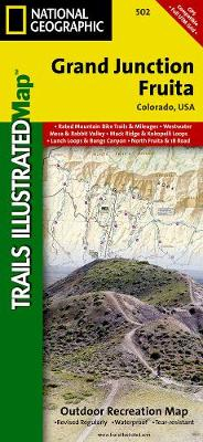 Grand Junction/fruita: Trails Illustrated Other Rec. Areas (Sheet map, folded)