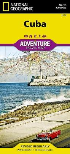 Cuba: Travel Maps International Adventure Map (Sheet map, folded)