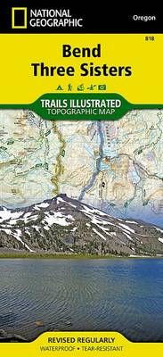 Bend/smith Rock: Trails Illustrated Other Rec. Areas (Sheet map, folded)
