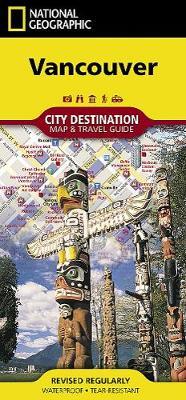 Vancouver: Destination City Map (Sheet map, folded)